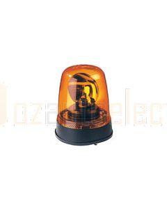 Britax Flange Base 390 (3 Bolt) - Amber (390-00)