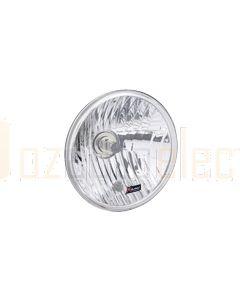 Britax Headlight D178mm H4 High / Low PC - Clear (HL178PH4)