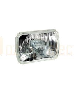 Britax Headlight 200x142mm H4 High / Low (HL109PH4)
