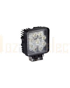 Britax Trapezoid Beam Square D110 LED Work Light