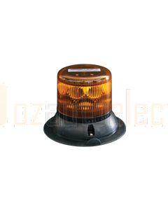 Britax Magnetic Base 16 LED Flash / Sim-Rotate - Amber (LSS222AM)