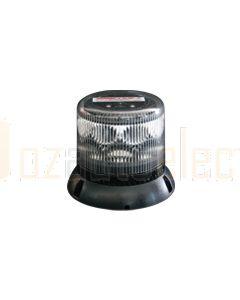 Britax Magnetic Base 16 LED Flash / Sim-Rotate Cl - Amber (LSS222CAM)