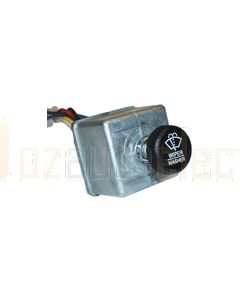 Cole Hersee 75600-02 Windscreen Wiper Switch 12V Electronic