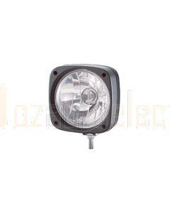 Britax Work/Headlight Square W159 H4 Plastic (WL1114S-12)