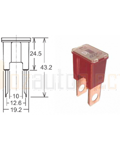 Pal Fuses Straight Male Terminal Large BTF040 40A 32VDC Link