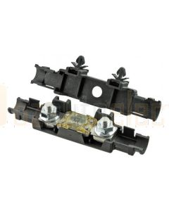 Bussmann AMGFH2 Bolt-In Fuse Holder - Inline/Panel Mount