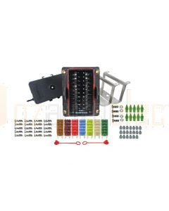 Bussmann 20 Minifuse Block Kit (with terminals)
