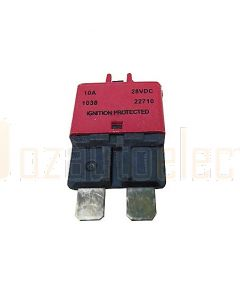 Bussmann 10A Circuit Breakers Auto Blade Type
