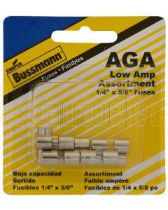 Bussmann Glass Fuse 1AG 20Amp (Box of 5)