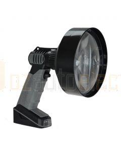 Lightforce EF140LED Enforcer 140mm White 6W LED Handheld Spollight