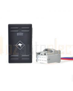 Lightforce CBSWR Driving Light Switch and Connector (Ranger PX, BT-50)