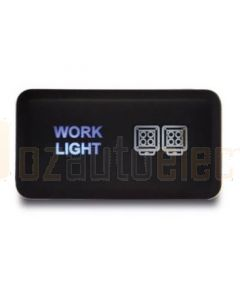 Lightforce CBSWTYW Work Light Switch to suit Toyota and Holden