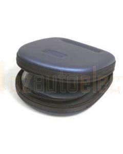 Aerpro CDH24MB 24 DVD/CD Case Metallic Black