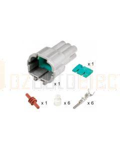 Ionnic Navara D40 Tail Light Harness - Connector Kit