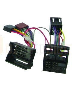 Aerpro CT10FD03 T-harness to suit Ford Quadlock 16pin populated