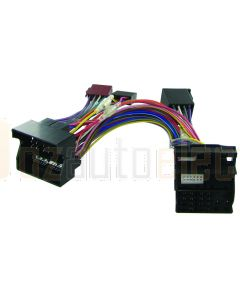 Aerpro CT10FD05 T-harness to suit Ford Quadlock 40pin fully populated