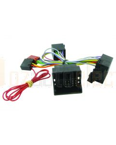 Aerpro CT10FD06 T-harness to suit Ford Quadlock 16pin populated + acc