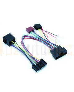 Aerpro CT10FD09 T-harness to suit Ford Fiesta 2010 up only