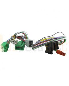 Aerpro CT10VL05 T-harness to suit Volvo Amplified system