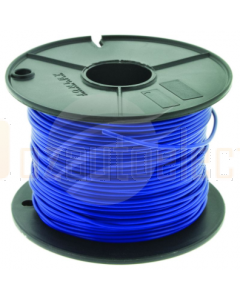 TYCAB 3mm Single Core Cable Blue 100m