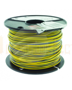TYCAB 3mm Single Core Cable Yellow Blue 100m