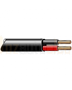 TYCAB Cable 3mm Twin/Core Sheathed