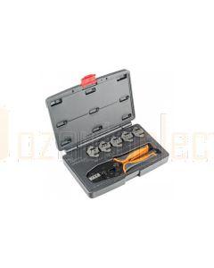 Deutsch Tool Set - Ratcheting Crimp Tool for F-Crimp Contacts