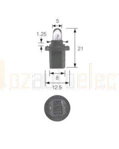 Narva 47774 Dash Panel Globe 24V 1.2W B8.5d (BAX 10d) Grey Base (Box of 10)