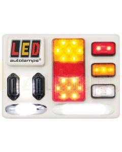 LED Autolamps Mini Display Board