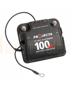 Projecta DBC100 12V 100A Electronic Dual Battery Isolator