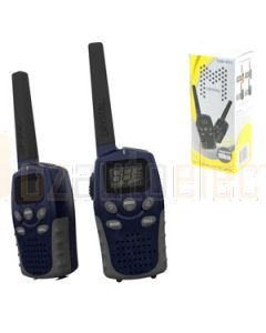Aerpro DBH20 Hand Held UHF CB Radio (Set of 2)