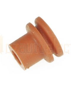 Delphi 15366067 Tan Individual Loose Round 1 Way Cable GT Seal