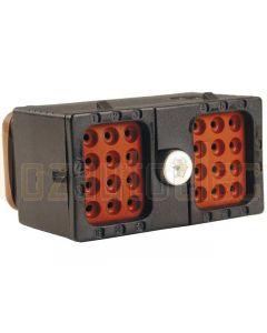 Deutsch DRC16-24SA DRC Series 24 Socket Plug