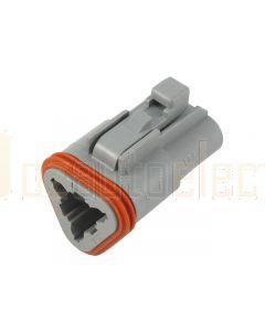 Deutsch DT06-3S DT Series 3 Socket Plug
