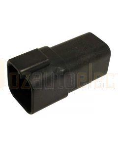 Deutsch DT04-6P-E004 DT Series 6 Pin Receptacle