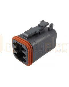 Deutsch DT06-6S-E004 DT Series 6 Socket Plug