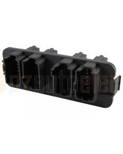 Deutsch DT13-24PAB-R015 DT Series 24 Pin Receptacle