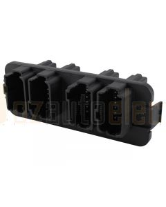 Deutsch DT13-48PABD-R015 DT Series 48 Pin Receptacle