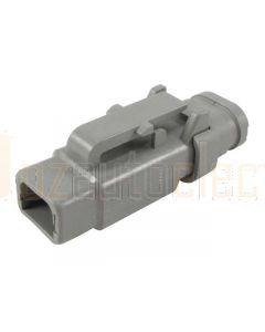 Deutsch DTM06-2S-E007 DTM Series 2 Socket Plug