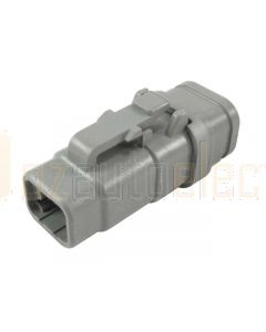 Deutsch DTM06-4S-E007 DTM Series 4 Socket Plug
