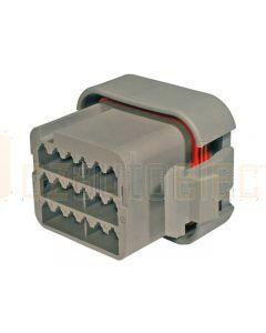 Deutsch DTV06-18SA DTV Series 18 Socket Plug