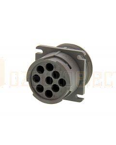 Deutsch HD10-9-96PE HD10 Series 9 Pin Receptacle