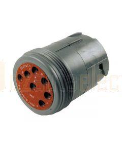Deutsch HD14-9-96P-C016 HD10 Series 9 Pin Receptacle