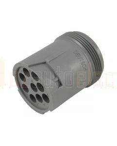 Deutsch HD14-9-96PE HD10 Series 9 Pin Receptacle