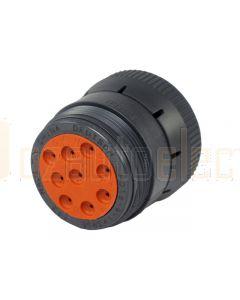 Deutsch HD16-9-1939SE HD10 Series 9 Socket Plug