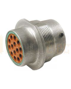 Deutsch HD34-18-14SN HD30 Series 14 Pin Receptacle