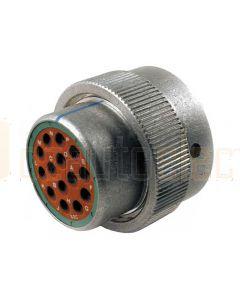 Deutsch HD36-18-14SN HD30 Series 14 Socket Plug