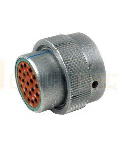 Deutsch HD36-18-21SN HD30 Series 21 Socket Plug