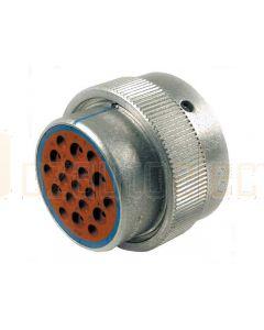 Deutsch HD36-24-19PE HD30 Series 19 Pin Plug