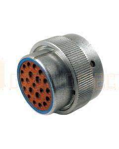 Deutsch HD36-24-21SE HD30 Series 21 Socket Plug